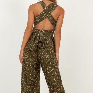 Showpo Jumpsuit WITH TAGS
